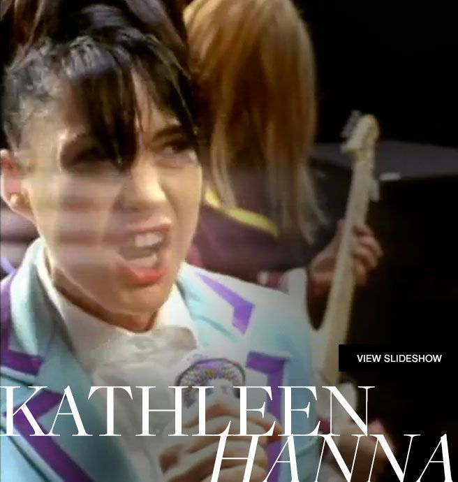 From Riot Grrrl to The Julie Ruin: The Many Looks of Kathleen Hanna