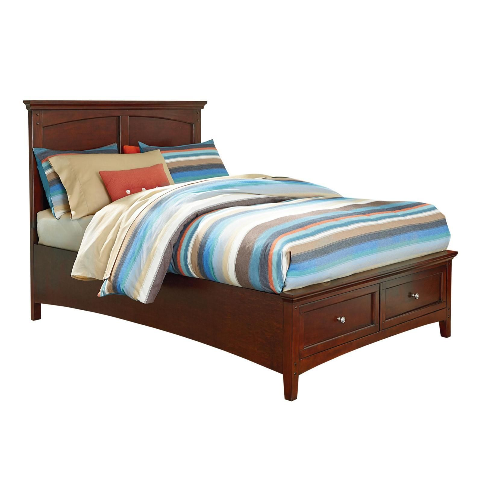 Cooperstown Youth Storage Bed Full bed with storage
