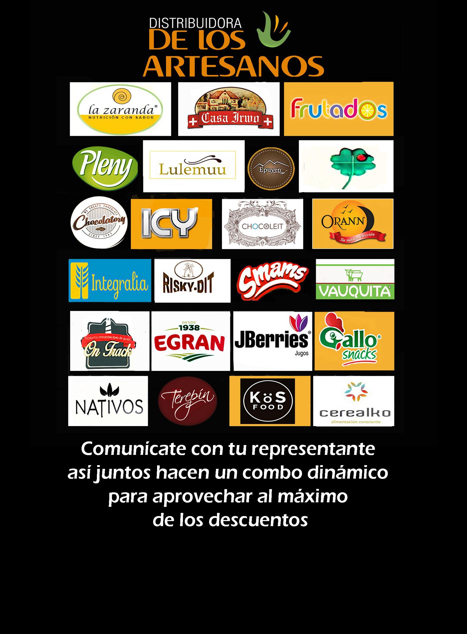 Distribuidora De Los Artesanos Liderazgo En Ventas Al Interior Envios A Diario Artesanos Distribuidor Alfajores