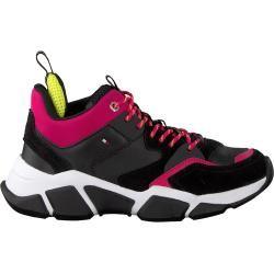 Photo of Tommy Hilfiger Sneaker high Mid Cut Chunky Merhfarbig/Bunt Damen Tommy HilfigerTommy Hilfiger