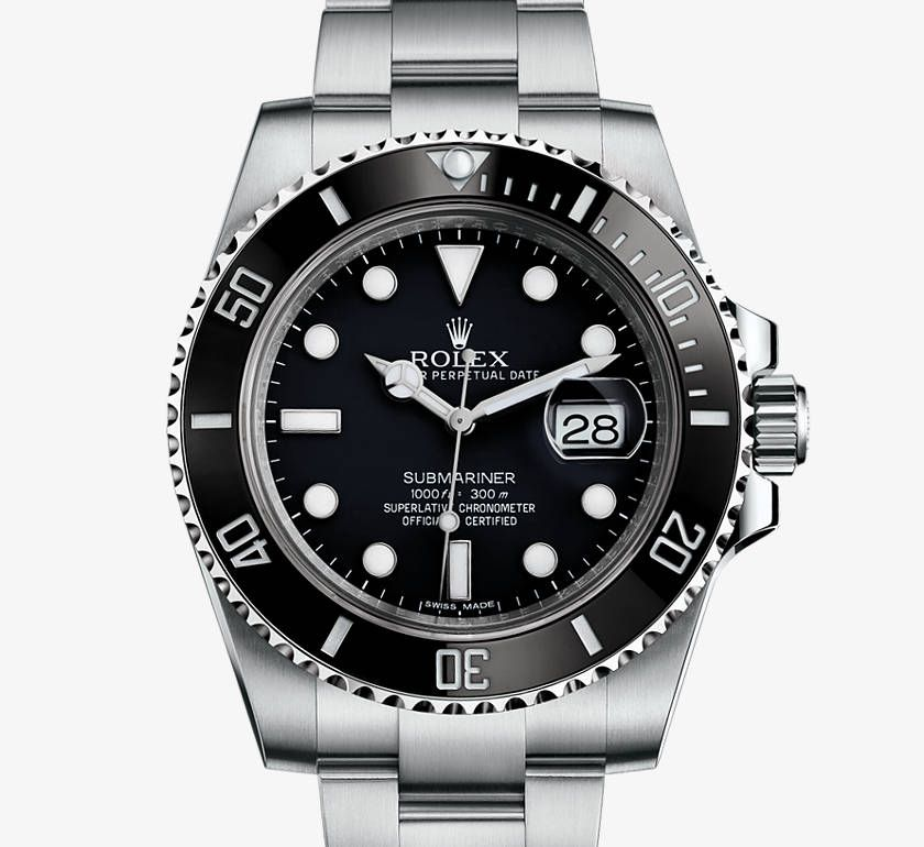 Rolex Submariner Date As An Everyday Watch Sure Why Not Http Www Rolex Com Watches Submariner M116610l Sous Marinier Rolex Montre Rolex Montre Rolex Homme