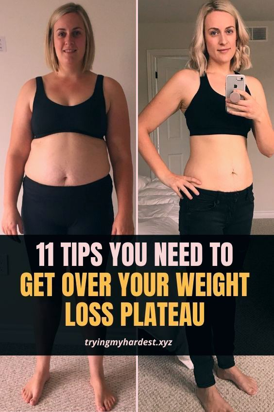 11 tips you need to get over a weight loss plateau | best way to lose weight fast | get fit fast | d...