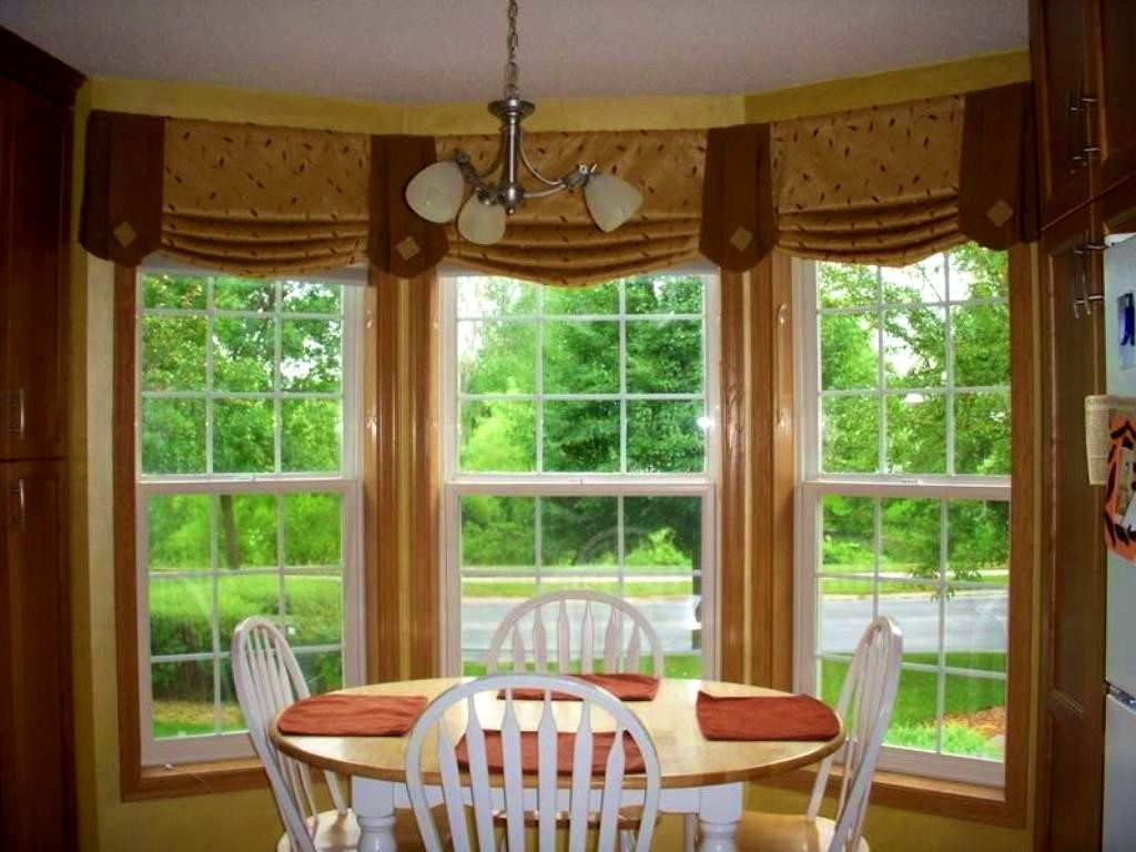 BathroomFormalbeauteous Bay Windows Dining Room Traditional Gray Blue Pain White Trim Window Table Valances For Large