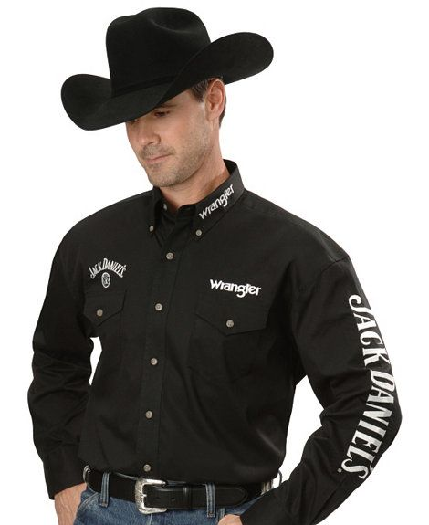 Jack Daniels CHEMISE westernhemd shirt