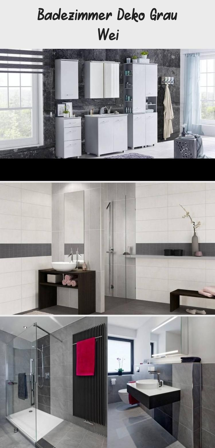 Badezimmer Deko Grau Weiss In 2020 With Images Home Decor