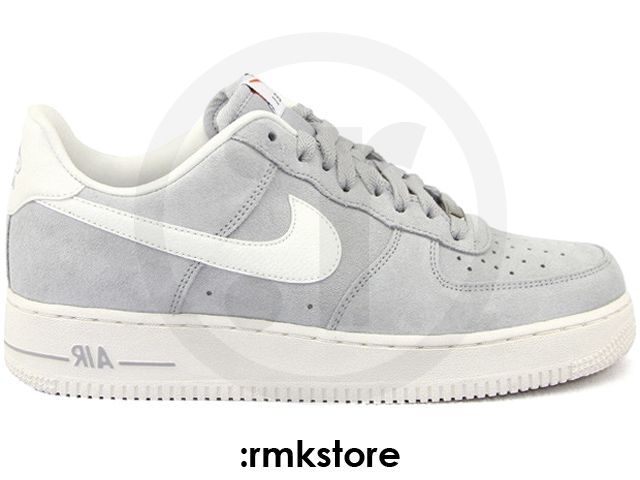 buy online 82eb6 a9c4c Nike Air Force 1 Low Blazer Pack Strata Grey Sail (488298-029) - RMKstore. Find  this ...