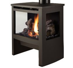 free standing gas heaters - Google Search | fireplaces | Pinterest ...