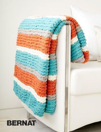 Get Fresh Throw Beginner Knitting Patterns Knitting Patterns And