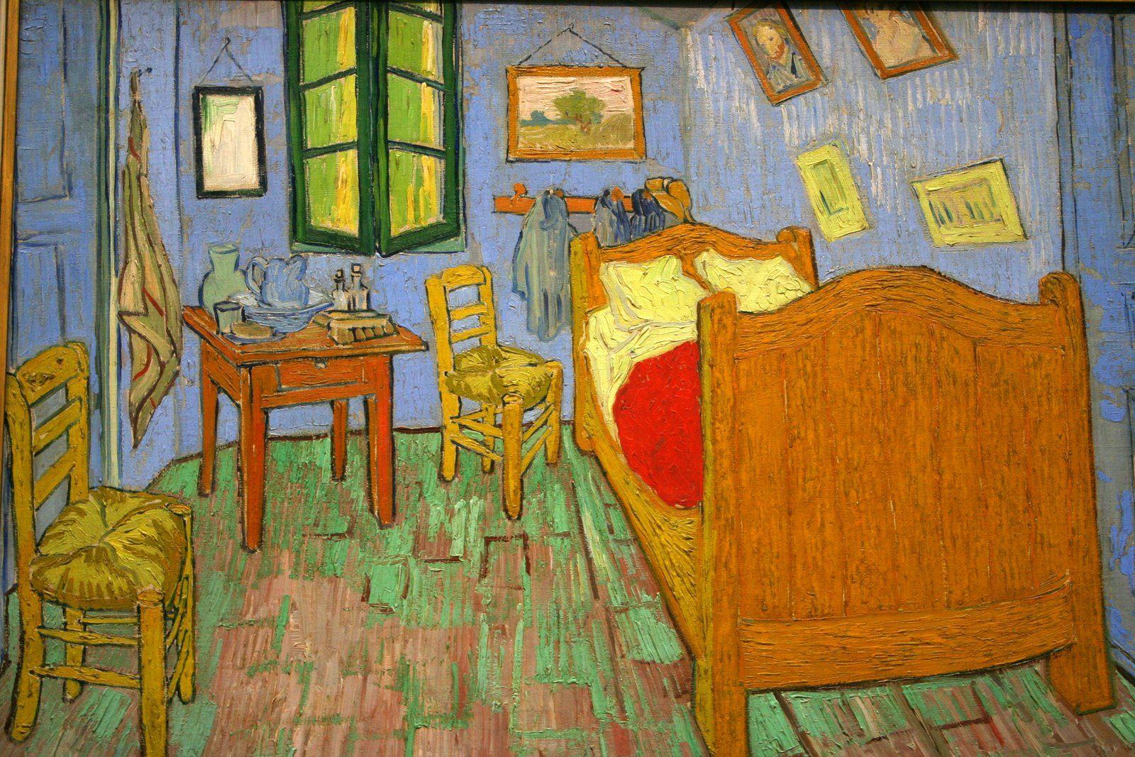 Vincent Van Gogh La Chambre De Van Gogh A Arles Van Gogh S Room
