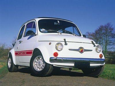 Fiat Abarth 595ss Autos