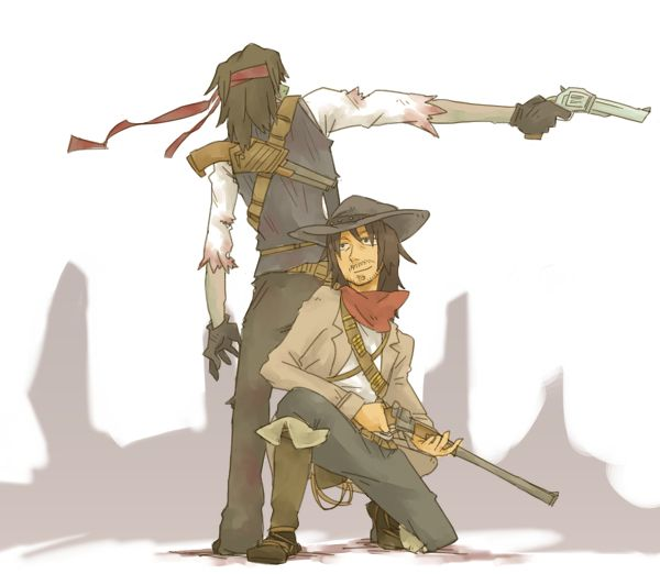 Red Dead Redemption Undead Nightmare By ジロ Red Dead