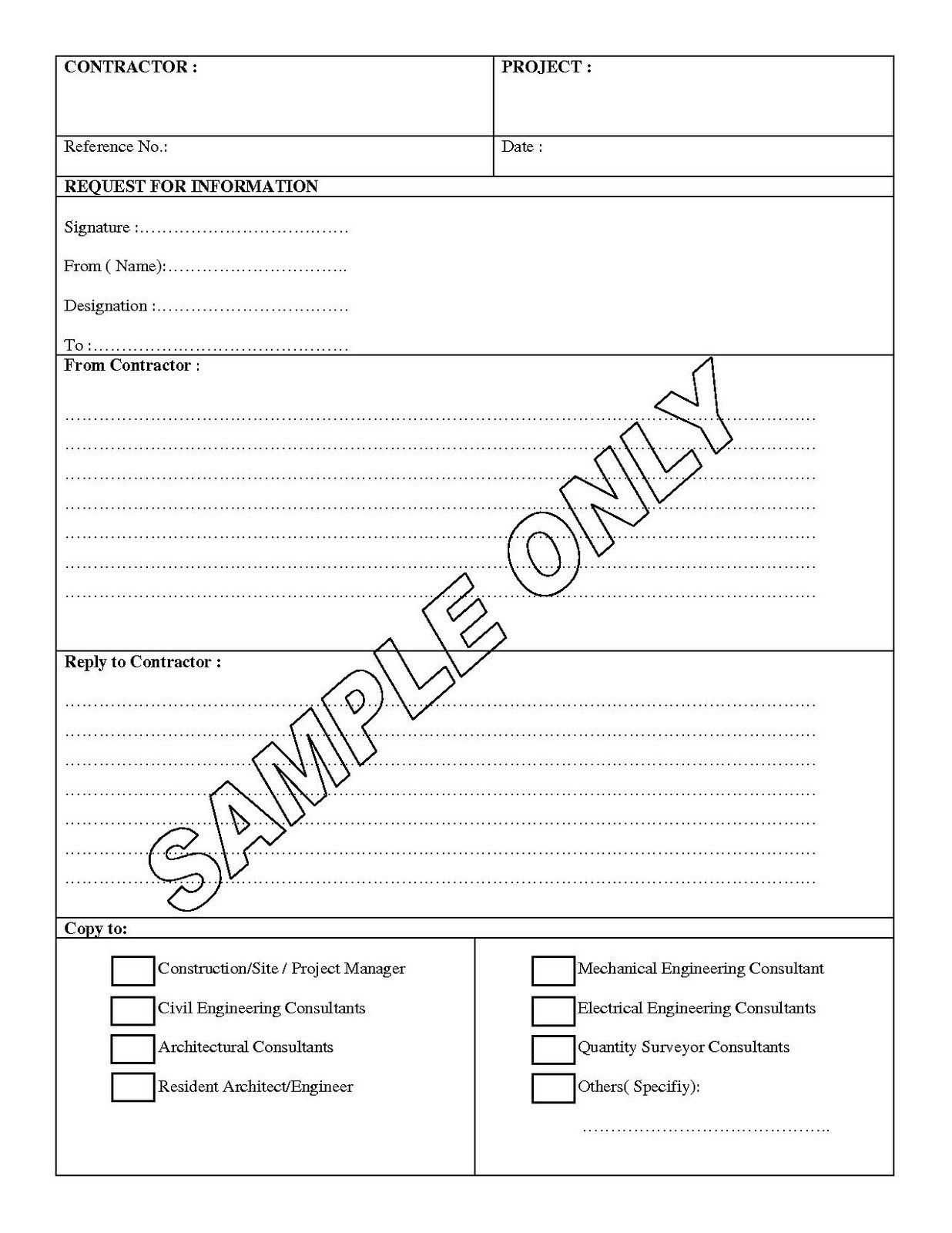Request For Information Template Construction Fresh Request For Information Template Templates Certificate Templates Templates Free Design