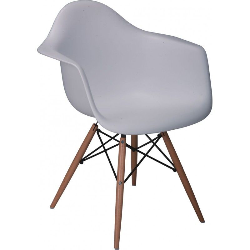 Eames DAW White Chair Replica