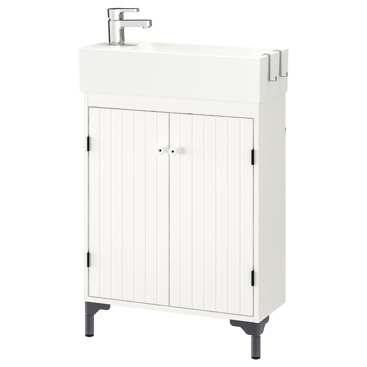 Ikea Us Furniture And Home Furnishings Sink Cabinet Ikea Silveran Small Bathroom