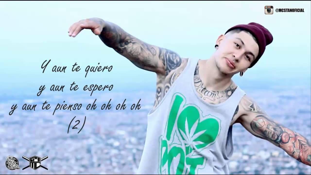 El Amor que Fue STAN MC 2015 Letra