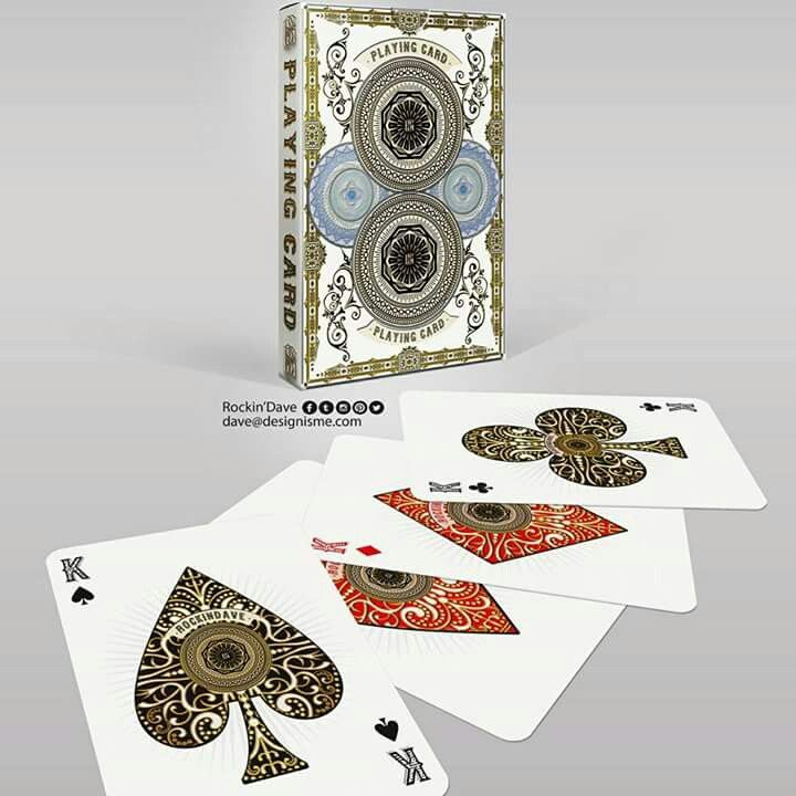 Playing card simple presentation #productdesign #product #illustration #photoshop #illustrator #branding #brandingdesign #identitybranding #identitybrand #vintage #vintagestyle #deck #decks #playingcard #playingcardcollection #playingcard #rockindavedesign