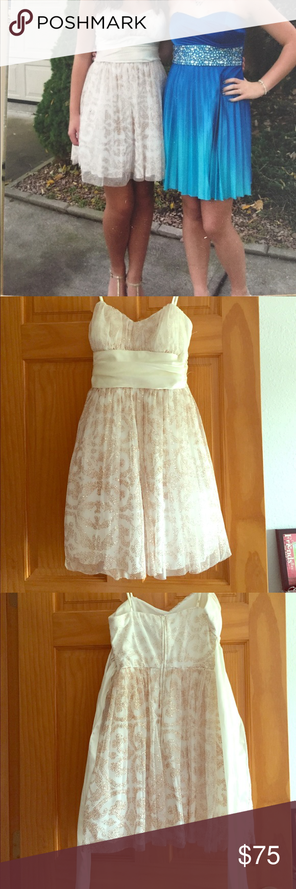 B darlin dress absolutely stunning b darlin dress worn once for
