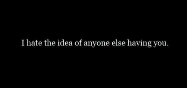 I hate it