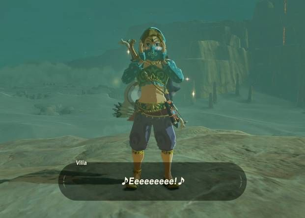 Zelda Breath Of The Wild Outfits Link Looks Simply