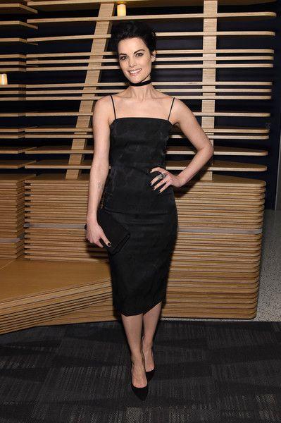 Jaimie Alexander Little Black Dress
