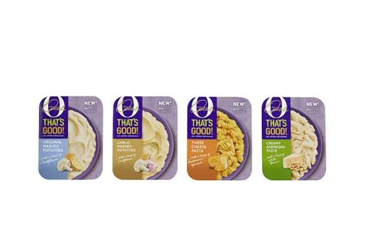 oprah branded mashed potatoes soups to hit grocery stores mashed potatoes potatoes potato pasta pinterest