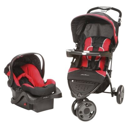 Red And Black Car Seat And Stroller Strollers 2017