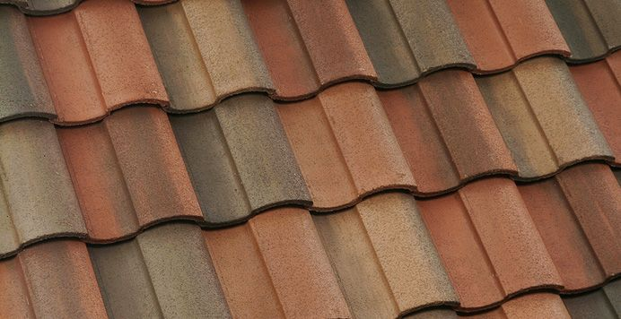 Eagle Roofing Products Standard Weight Tile Roofing Concrete Roof Tiles Tuscan House