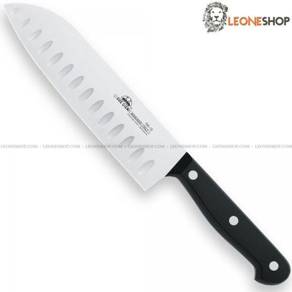 Coltello santoku serie classica due cigni maniago i migliori coltelli da cucina italiani in - Coltelli cucina migliori ...