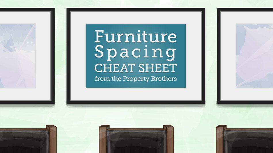The Property Brothers Design Cheat Sheet That You Need With