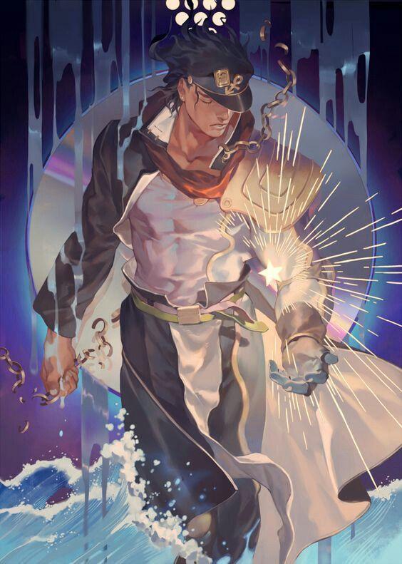 Jotaro Kujo & Star Platinum