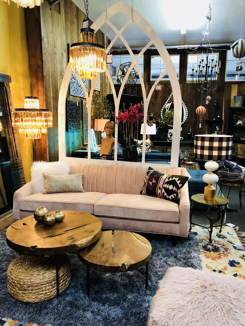 Fashion style Living fantastic rooms photo for woman