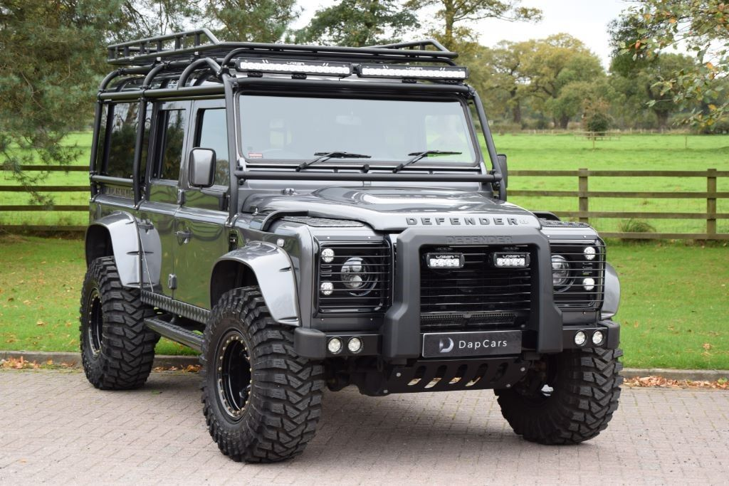 Land Rover Defender Urban Suv Ultimate Edition 110 Xs Utility
