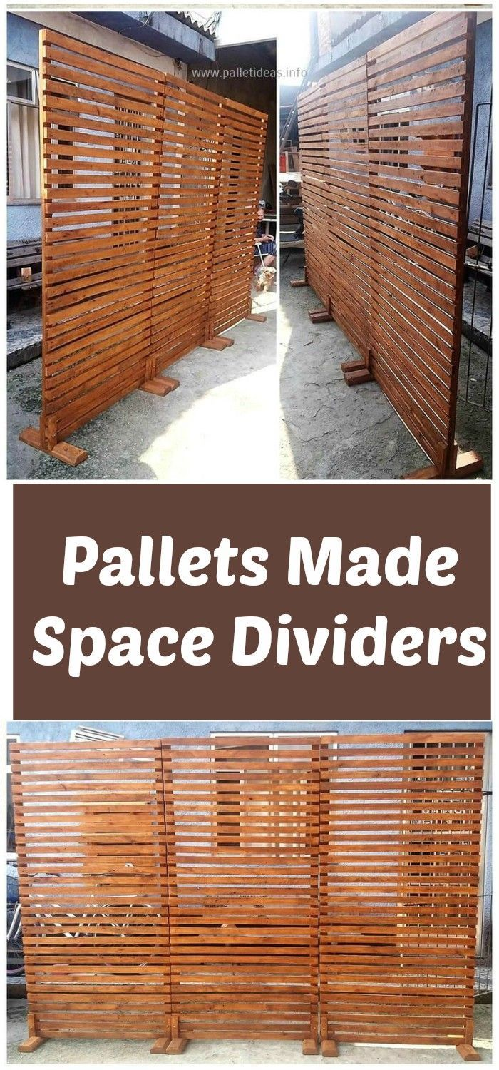 These creative and fresh wooden pallets ideas with help you to