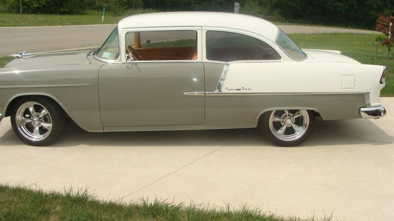 1955 Chevrolet Bel Air For Sale By Owner Lewiston Ny