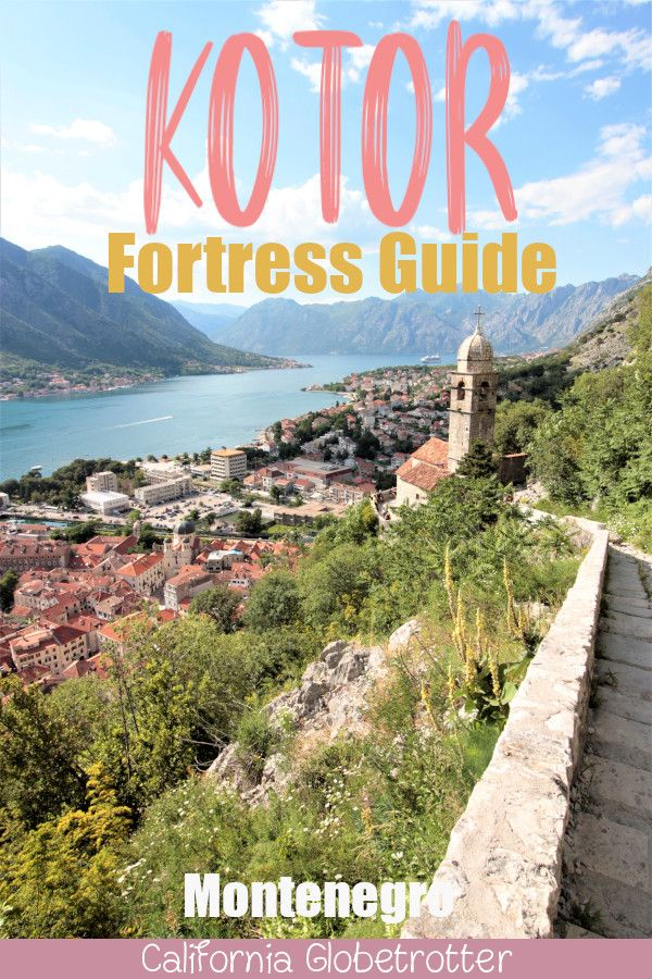 , An Introduction to Kotor, Montenegro, Travel Couple, Travel Couple
