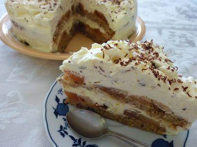 Dulciuri ca la Oana acasa: Tort cu mere caramelizate si frisca