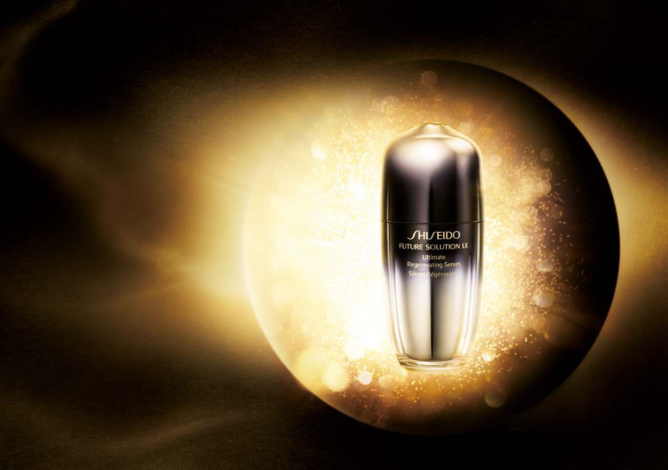 SHISEIDO future solution,product image,beauty