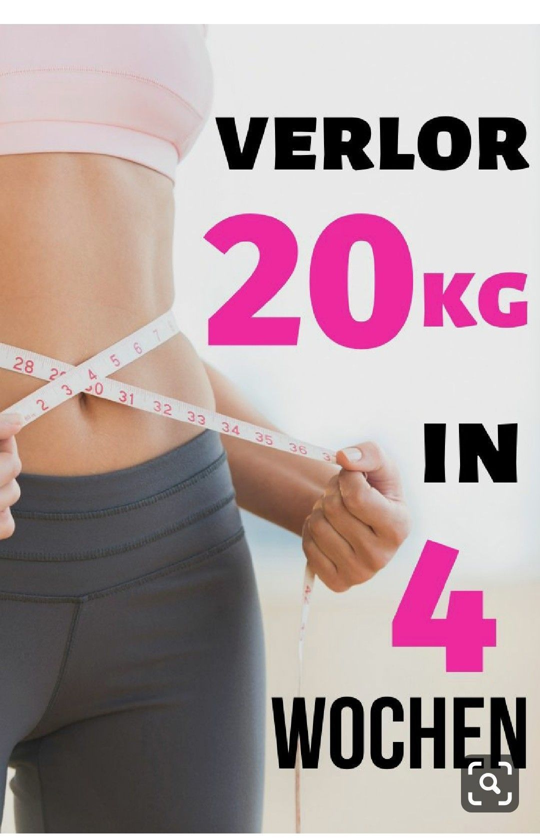 Wie man in einer Woche 3 Kilo Fett abnimmt