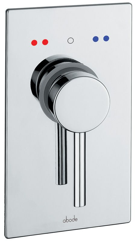 Abode Harmonie Concealed Manual Shower Valve | Bathroom | Pinterest ...
