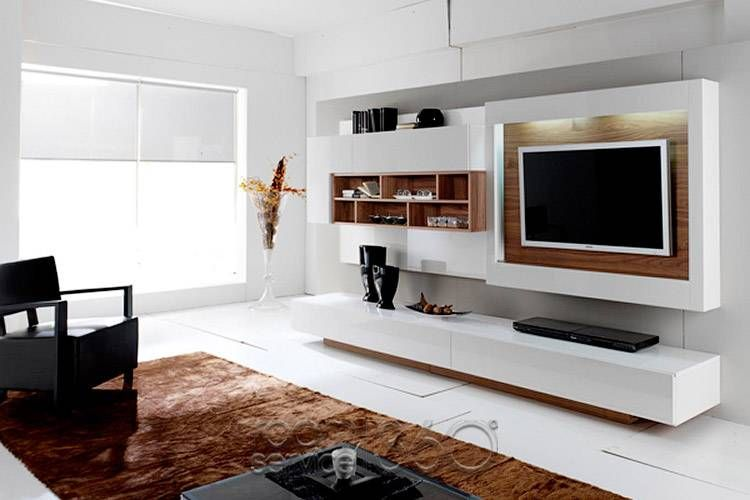 Modern Entertainment Centers