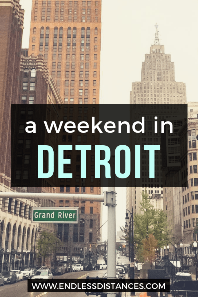 A Weekend In Detroit Brunch Bars And More Michigan Travel