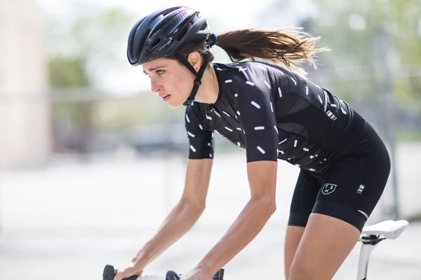 bf6cfdb55 coolest black cycling jerseys for women 2017