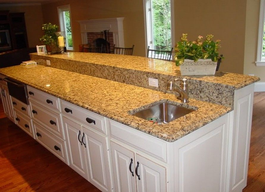 Kitchen Design Granite Enchanting Recommended Santa Cecilia Granite For Countertop Ideas White 2018