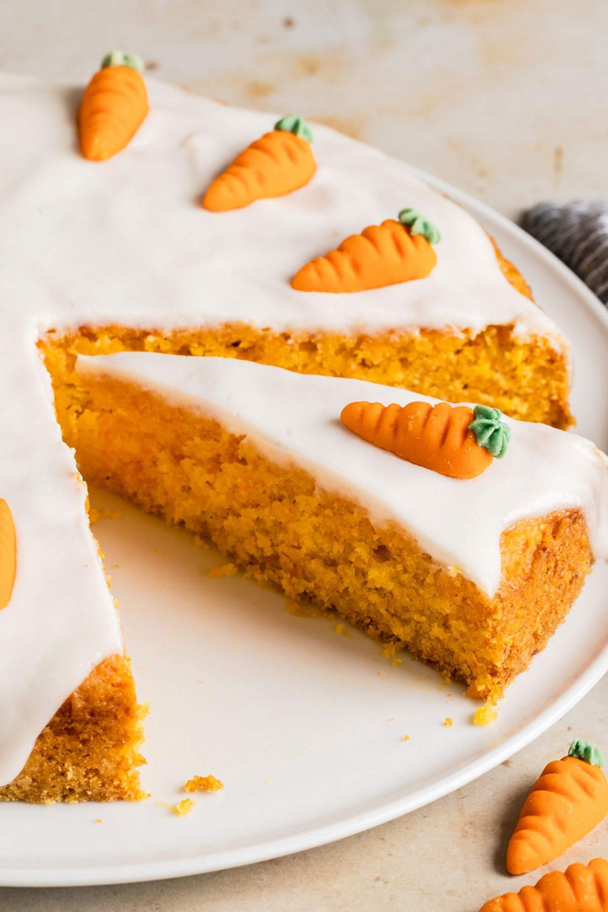 Veganer Karottenkuchen Rezept Ohne Zucker Die Besten Backrezepte Mit Gelinggarantie Rezept Karottenkuchen Vegan Karottenkuchen Karotten Kuchen