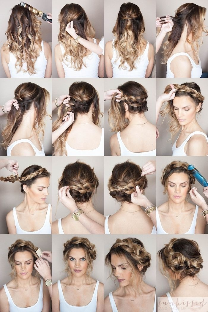 ▷ Over 1001 ideas for Oktoberfest hairstyles with instructions   - Frisuren Ideen -