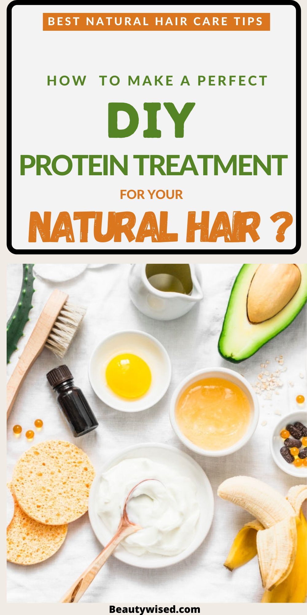 13 Powerful Protein Treatments For Your Natural Hair To Give Them A N In 2020 Hair Protein Treatment Products Natural Hair Protein Treatment Homemade Protein Treatment