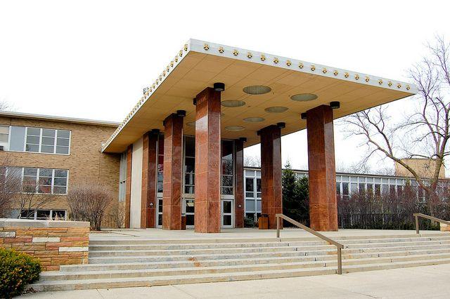 Warde Academic Center Saint Xavier University Chicago University Colleges And Universities