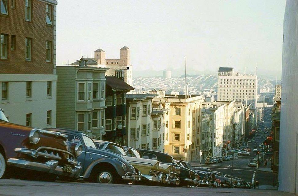 San Francisco, California, 1960s