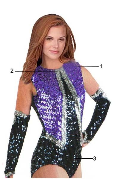 Silvester Outfit Frauen Red Sequin Majorette - Google Search | Outfit Silvester