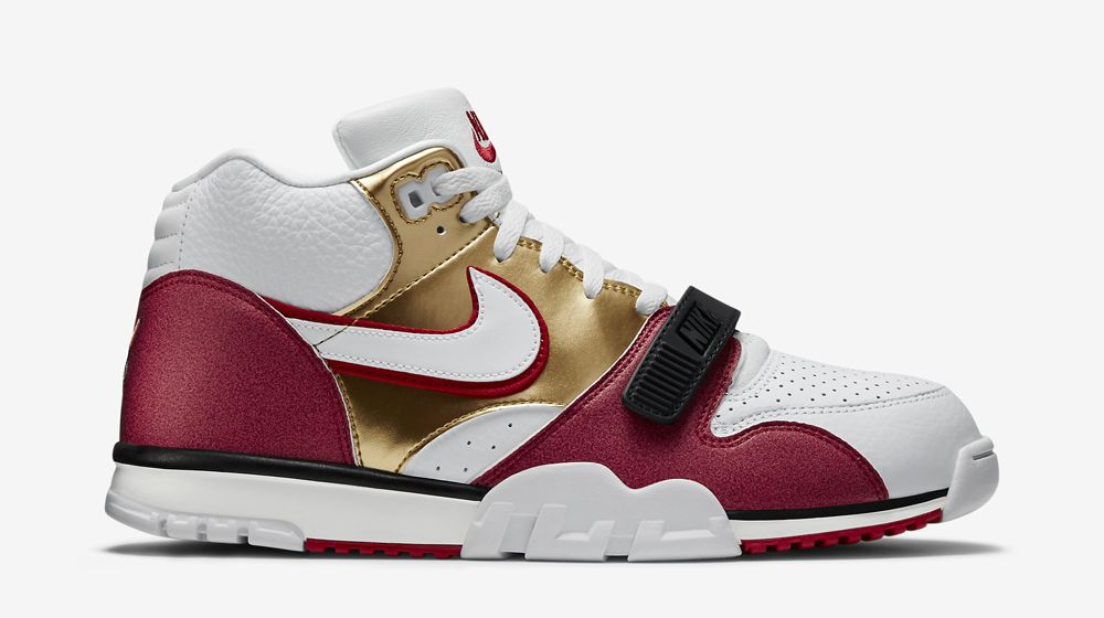 Jerry Rice Nike Air Trainer 1
